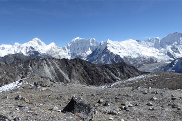 Short Everest High Exploration Trek