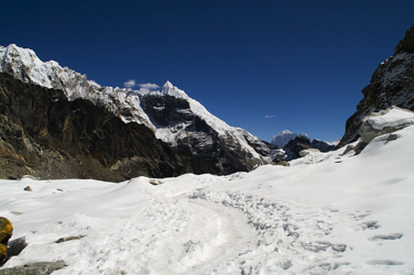 Everest base camp and Cho la pass trek
