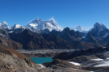 Renjo La & Everest Base Camp Trek