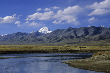Mt. Kailash and Guge Kingdom