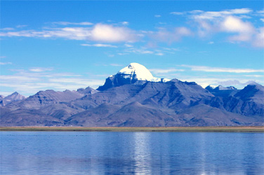 Kailash and Manasarovar