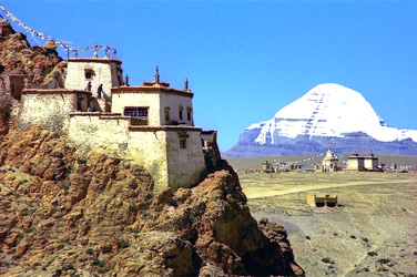 Lhasa to Mt. Kailash and Manasarovar