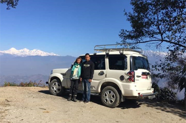 Jeep Tour in Nepal