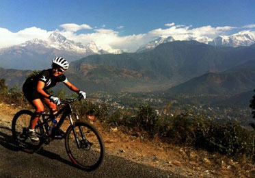 Kathmandu Valley Mountain Biking