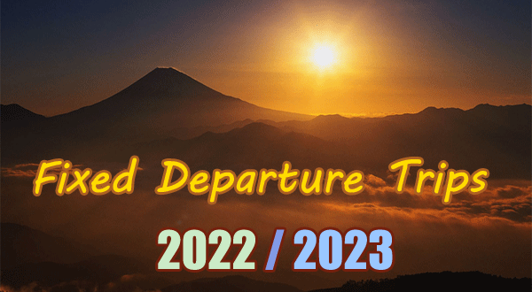 Fixed Departure